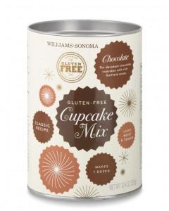 gf cupcake mix