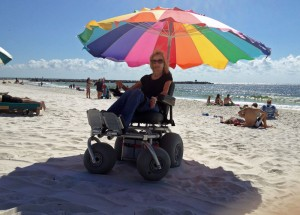 beach-wheelchair